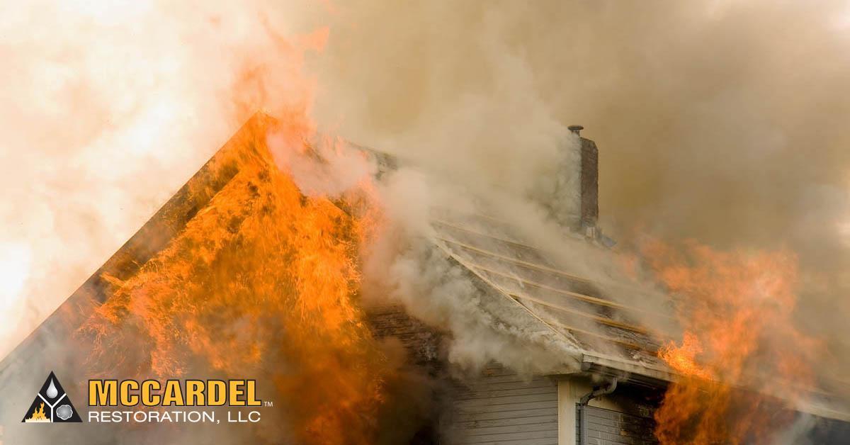 Fire Damage Repair in Laingsburg, MI
