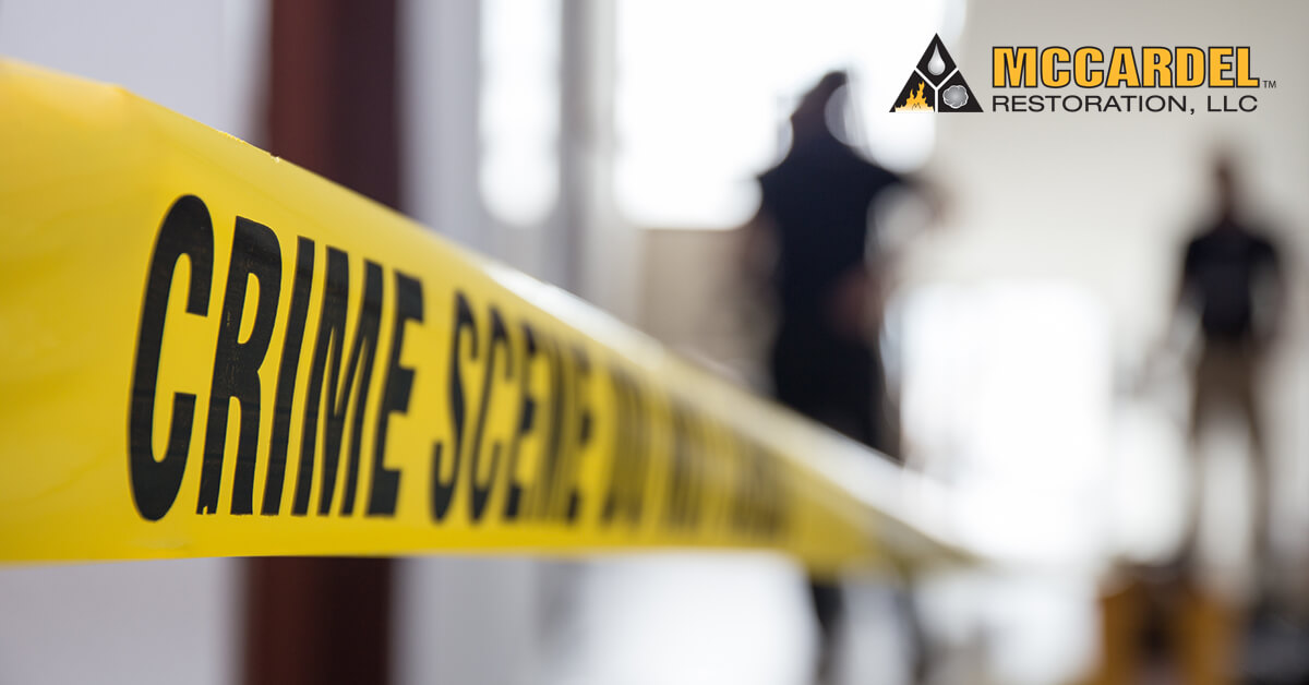 Crime Scene Cleanup in Lansing, MI