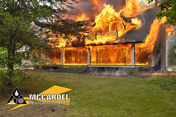 Certified Smoke and Soot Damage Cleanup in Holt, MI