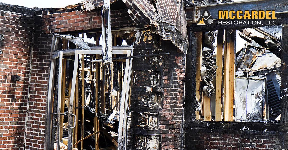 Fire Damage Repair in East Lansing, MI
