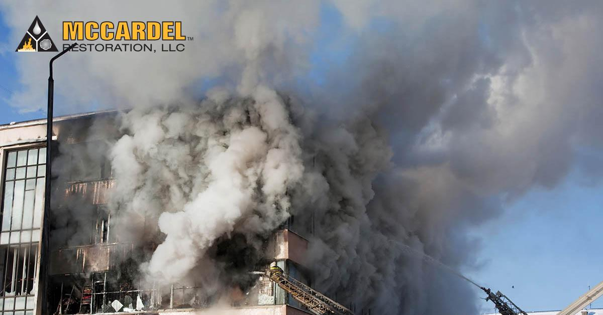 Fire and Smoke Damage Cleanup in Waverly, MI