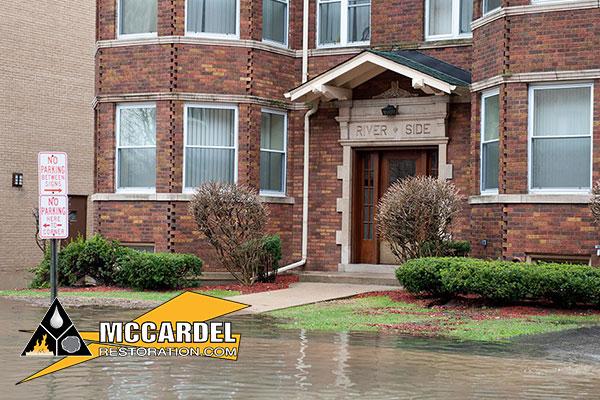 Certified Flood Cleanup in Lansing, MI