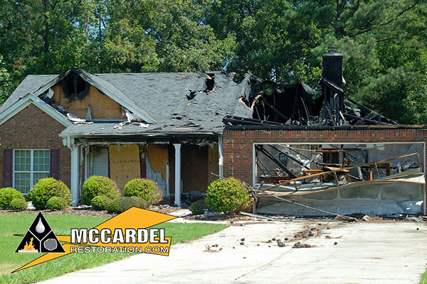 Professional Fire Damage Removal in Owosso, MI