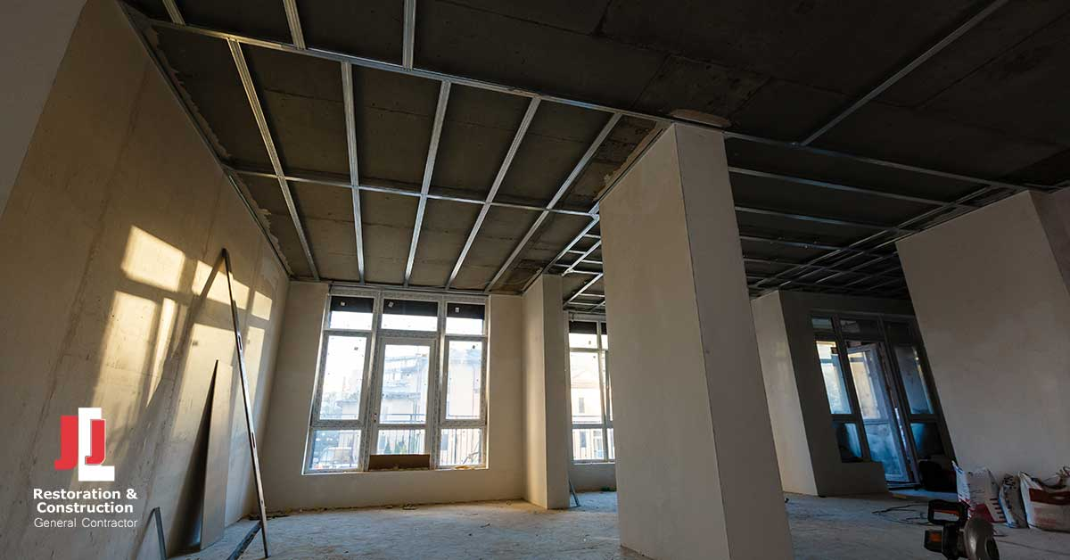 Commercial Construction Services In Ashland Va Jlj