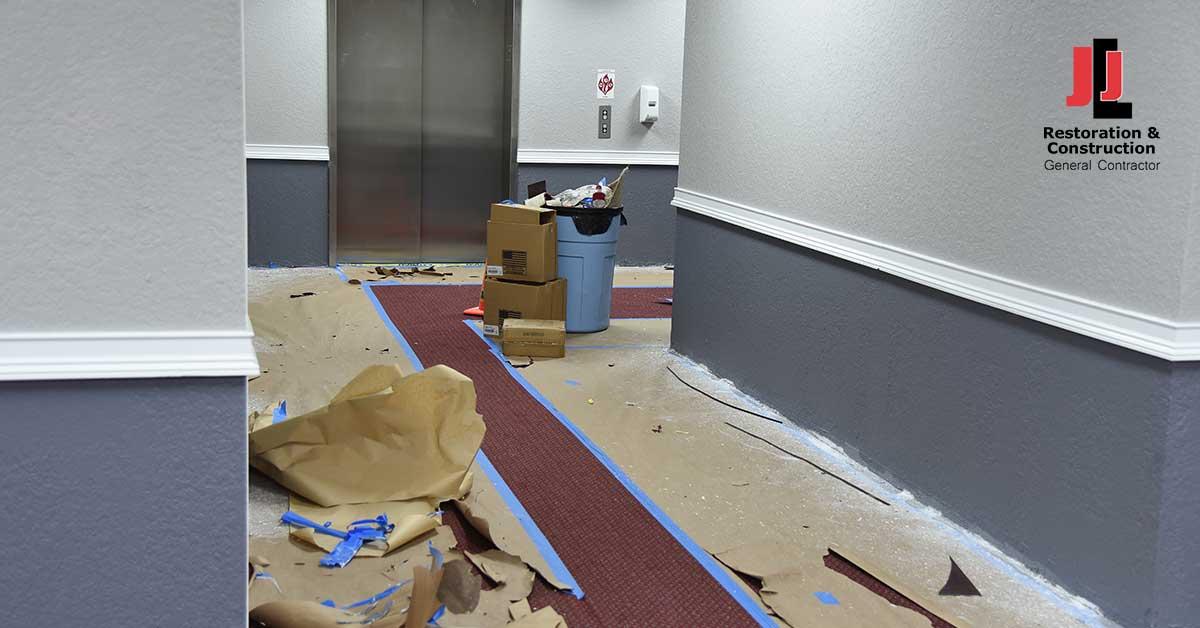 Commercial Renovations in Petersburg, VA