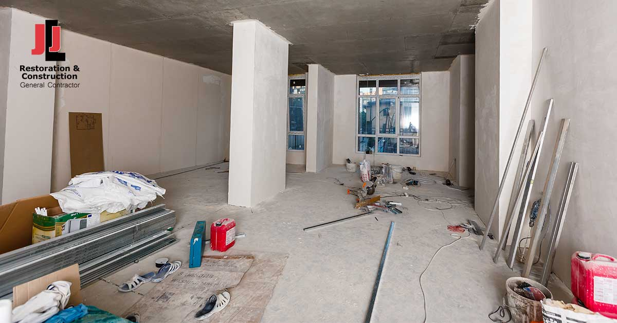 Commercial Renovations in Hopewell, VA