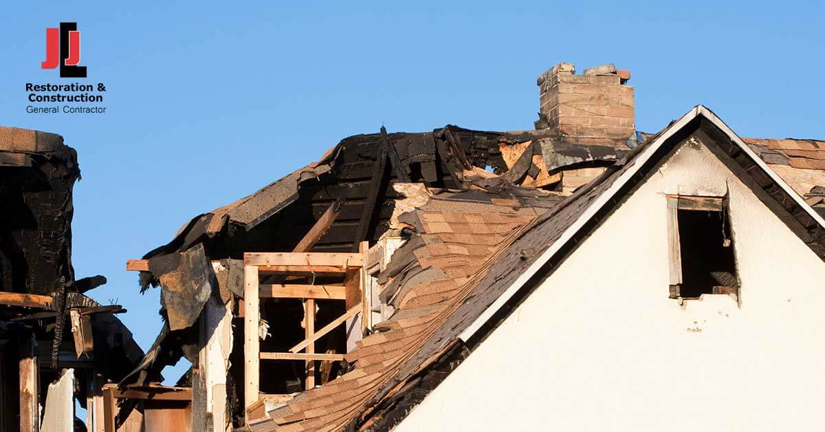 Fire Damage Repair in Richmond, VA