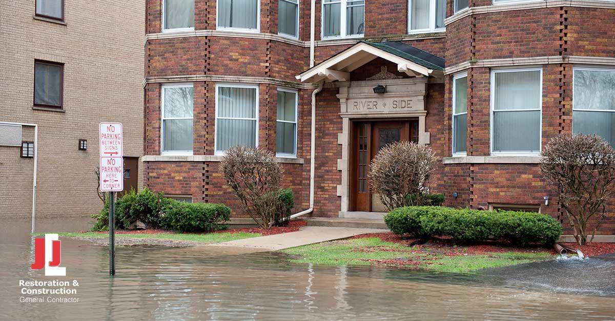 Water Damage Repair in Hopewell, VA
