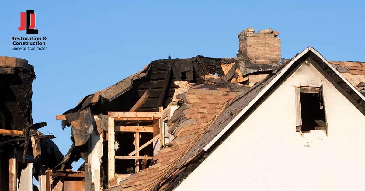Fire Damage Repair in Powhatan, VA