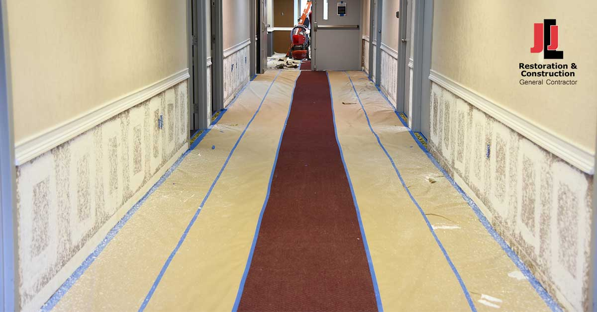 Commercial Construction Services in Petersburg, VA