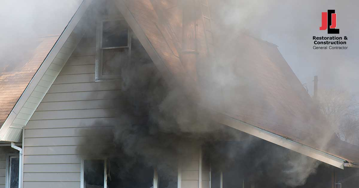 Fire Damage Restoration in Richmond, VA