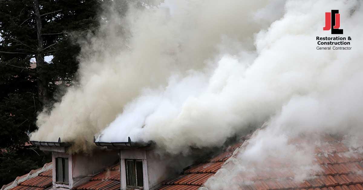 Fire and Smoke Damage Restoration in Prince George, VA