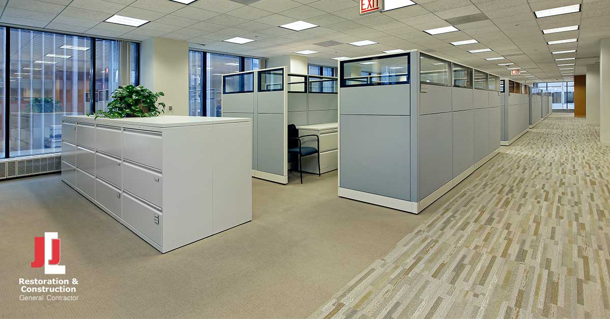 Commercial Remodeling in Fort Lee, VA