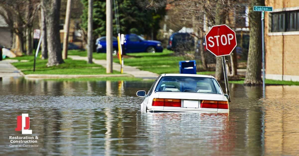 Water Damage Cleanup in Petersburg, VA