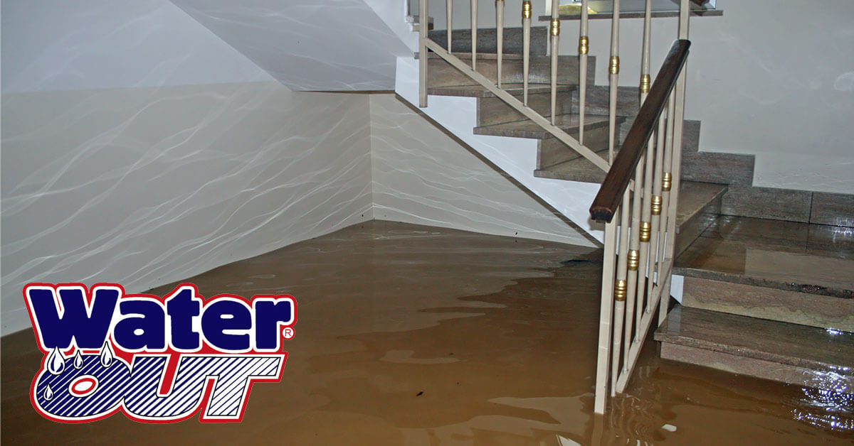 Water Damage Repair in Woodburn,IN