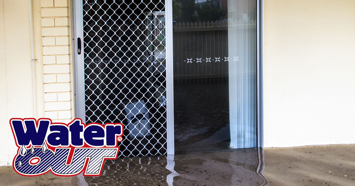 Water Damage Cleanup in Harlan,IN