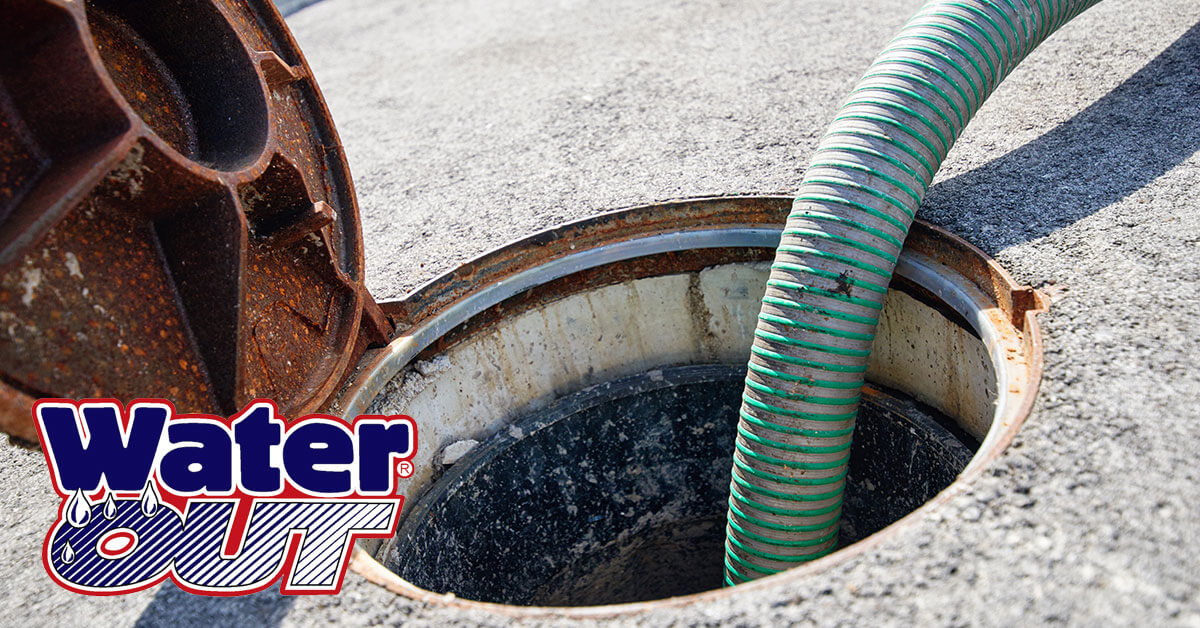 Sewer Backup Cleanup in Leo-Cedarville, IN