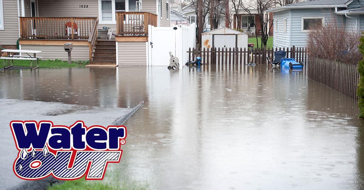 Water Damage Restoration in Monroeville, IN