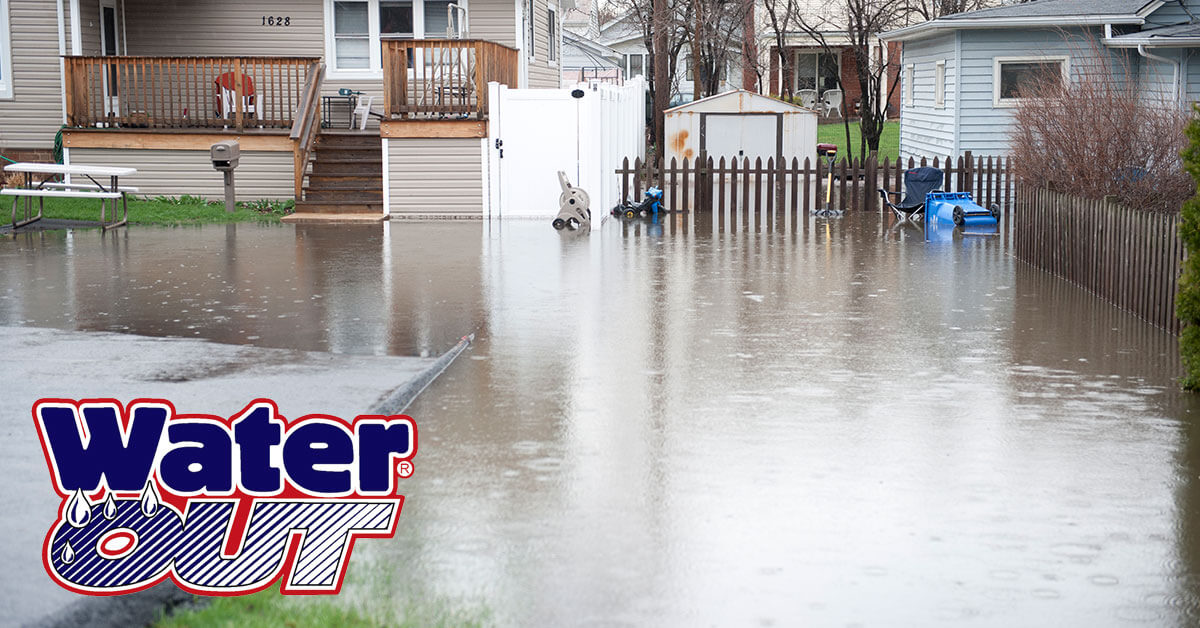 Water Mitigation in Woodburn,IN