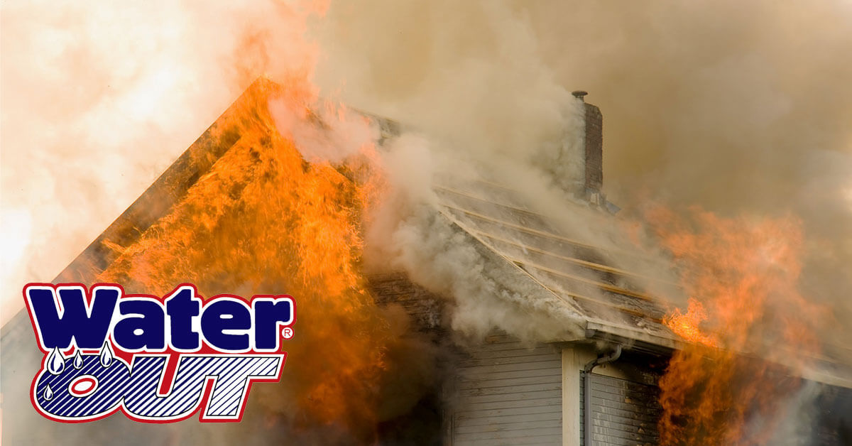 Fire and Smoke Damage Cleanup in Woodburn, IN