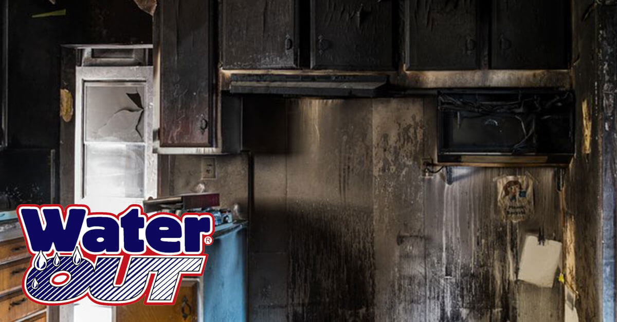 Fire and Smoke Damage Restoration in Fort Wayne, IN
