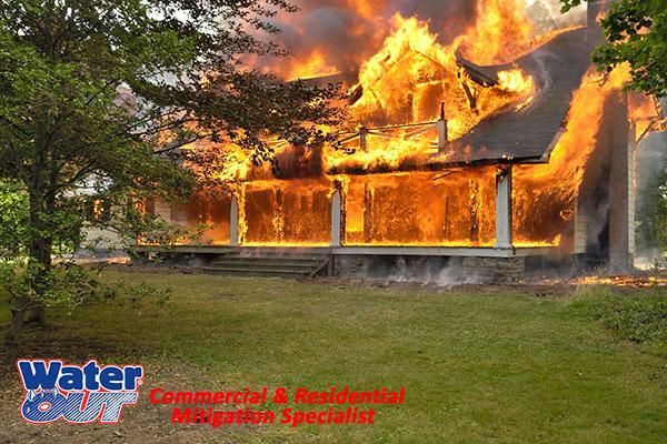 Certified Fire Damage restoration in Fort Wayne, IN