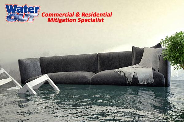 Certified Flood Damage Restoration in New Haven,IN