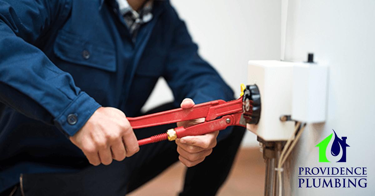 gas water heater repair in Marvin, NC