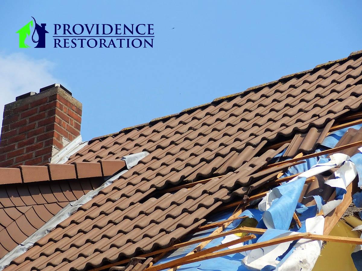 Storm Damage Restoration in Marshville, NC