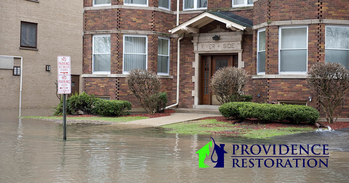 Flood Damage Cleanup in Waxhaw, NC