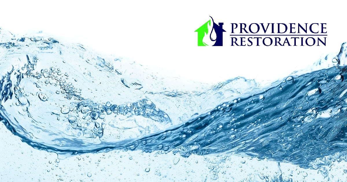 Water Cleanup in Concord, NC