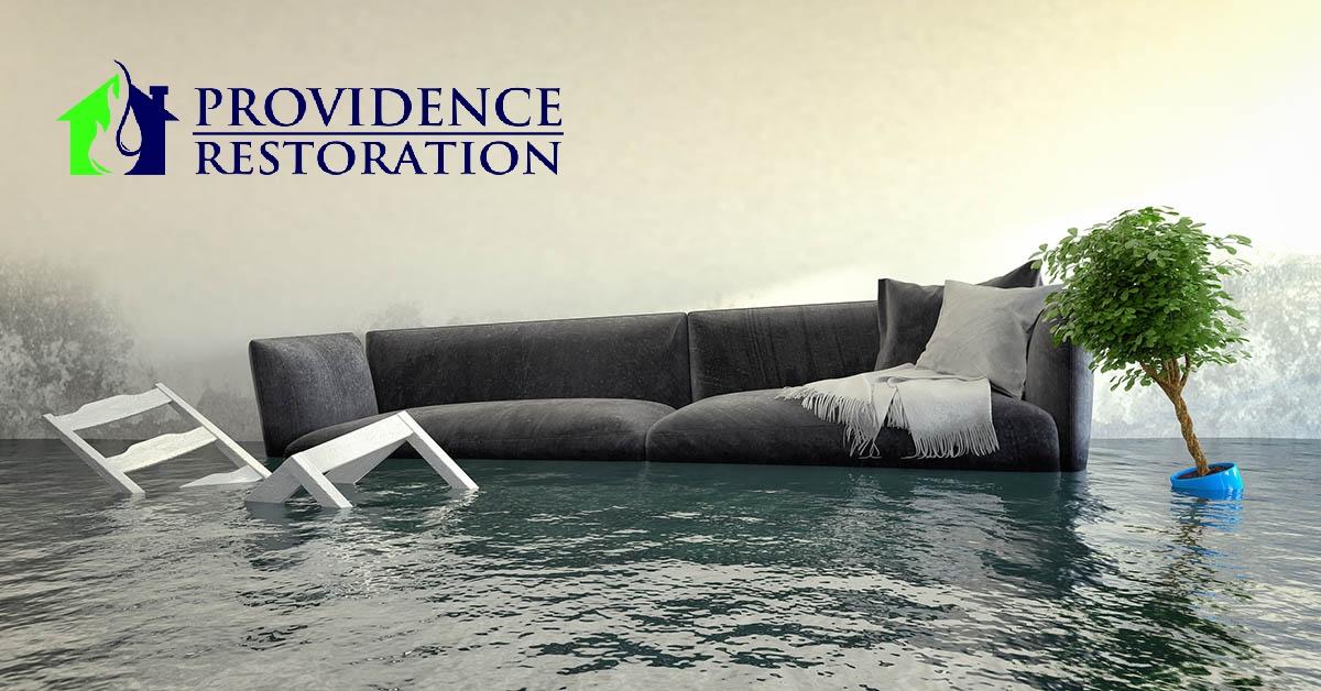 Flood Damage Mitigation in Concord, NC