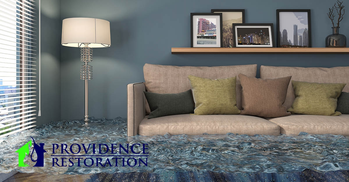 Water Mitigation in Concord, NC