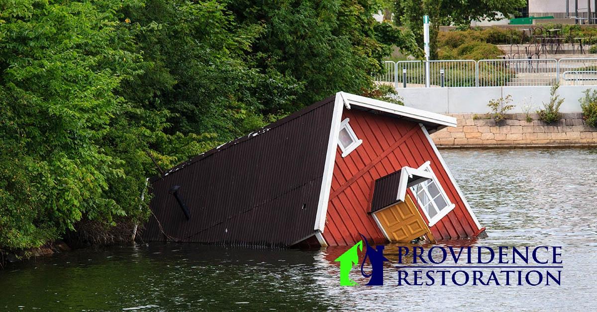 Flood Damage in Marshville, NC