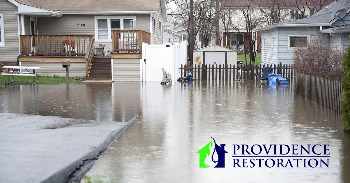 Water Damage Restoration in Waxhaw, NC