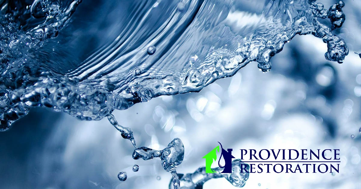 Water Damage Restoration in Concord, NC