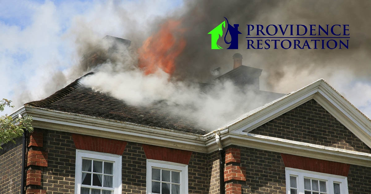 Fire and Smoke Damage Restoration in Concord, NC