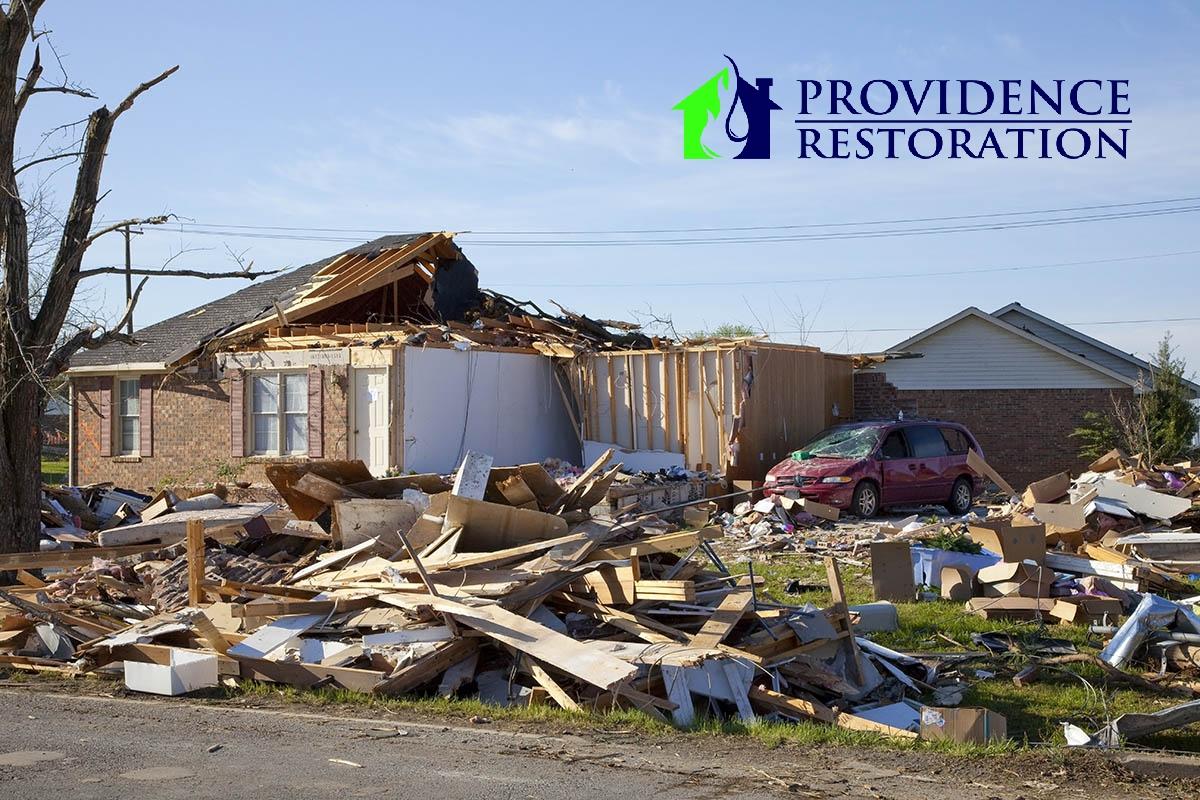 Wind Damage Restoration in Lake Park, NC