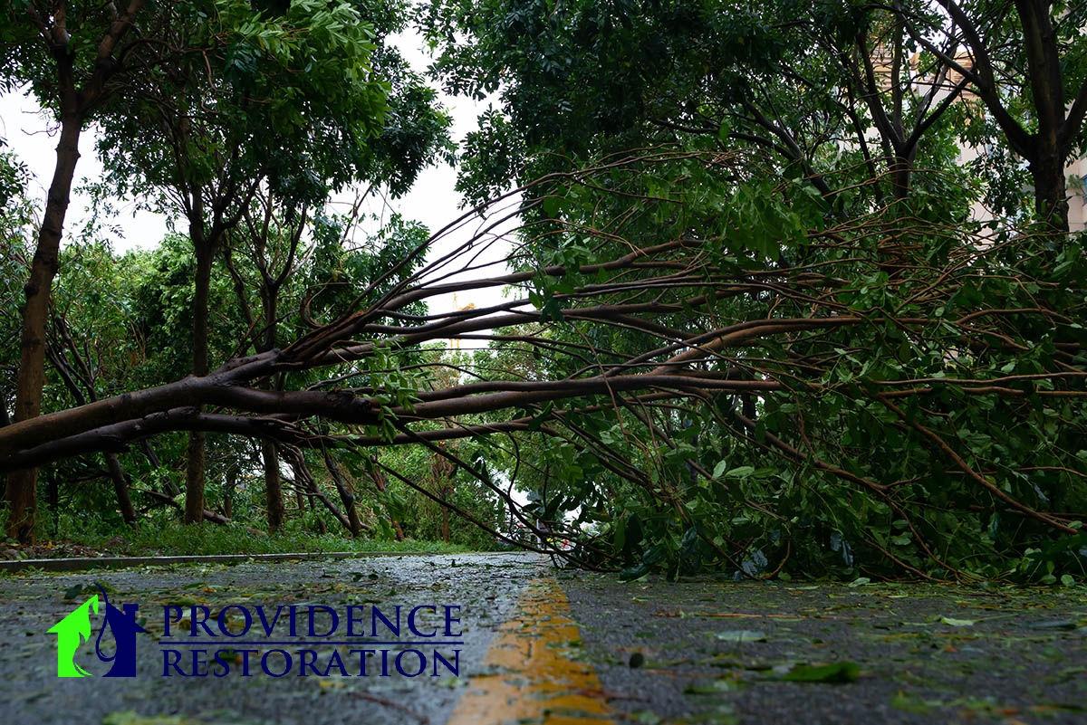 Storm Damage Restoration in Hemby Bridge, NC