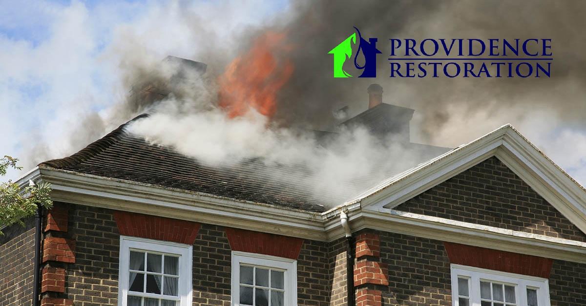 Fire Damage Repair in Mint Hill, NC