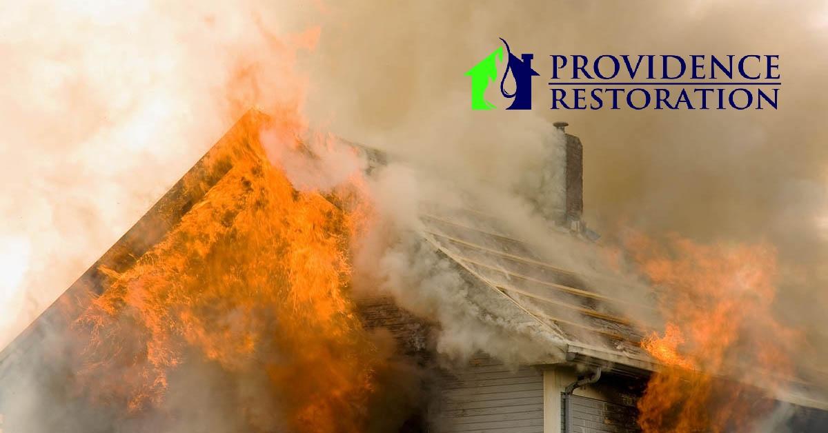 Fire Damage Restoration in Mint Hill, NC