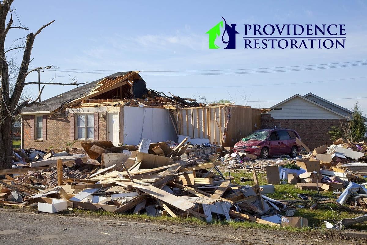 Hurricane Damage Restoration in Hemby Bridge, NC