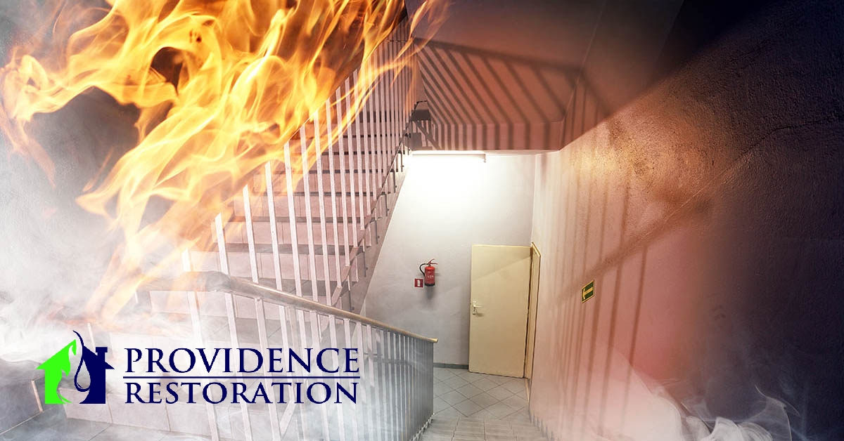Fire and Smoke Damage Restoration in Mint Hill, NC