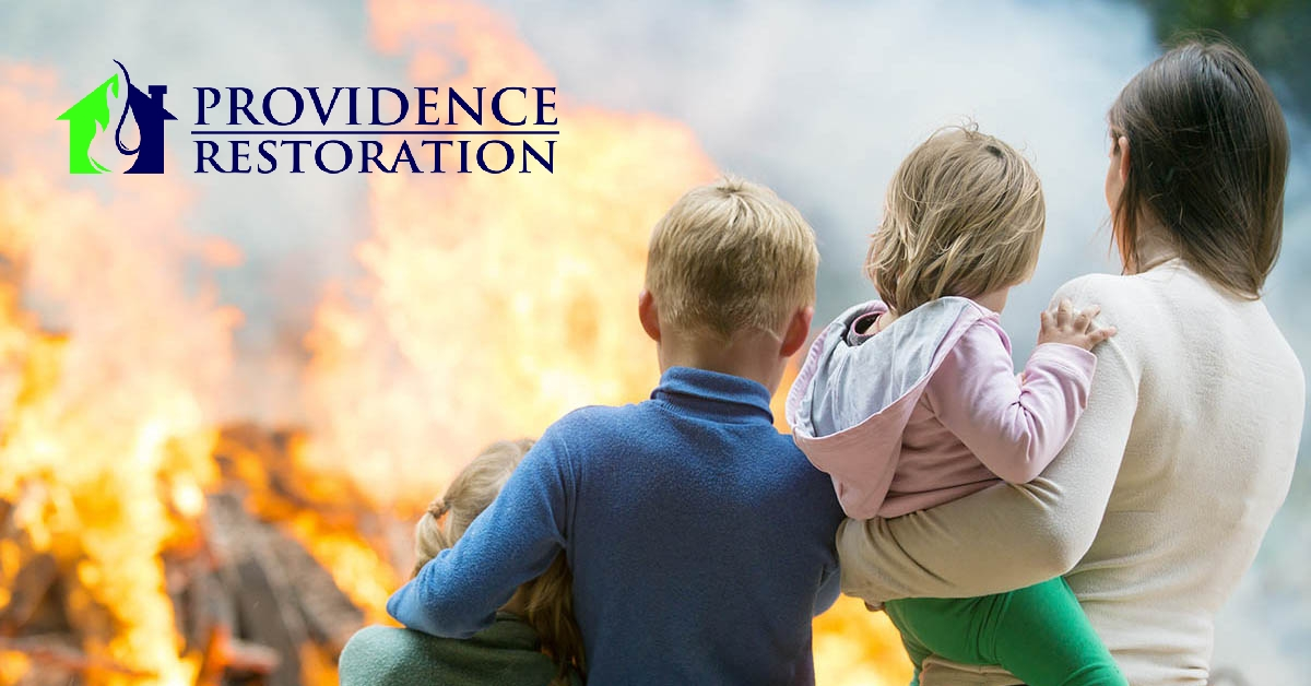 Fire and Smoke Damage Repair in Concord, NC