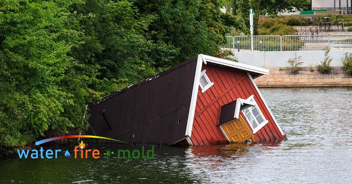 Water Damage Restoration in Kingston, TN