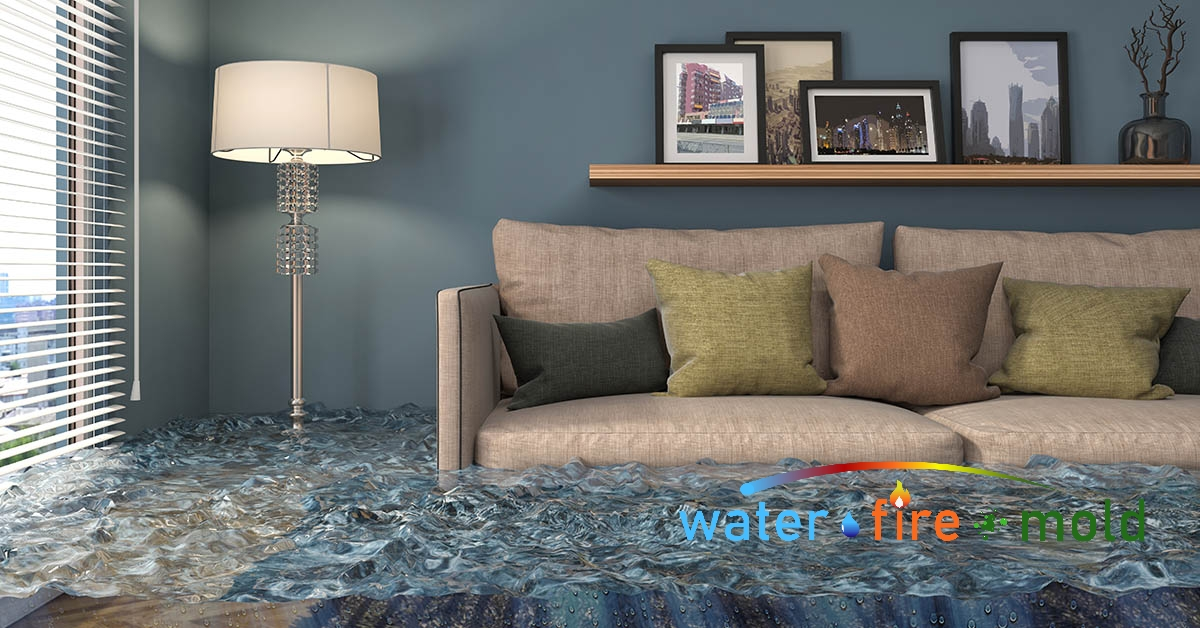 Water Damage Restoration in Kingston, TN