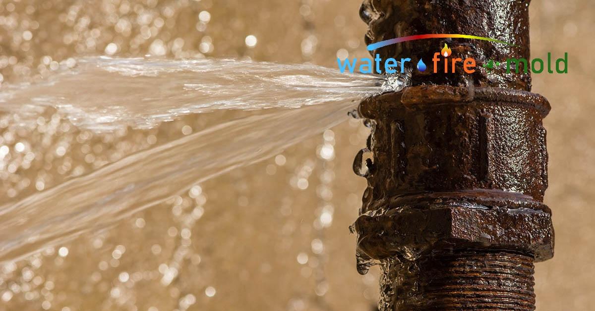 Water Mitigation in Sparta, TN