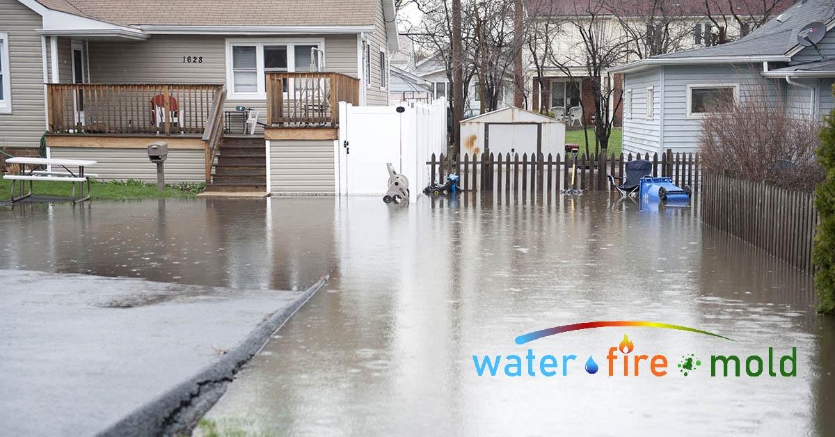 Water Damage Restoration in Algood, TN