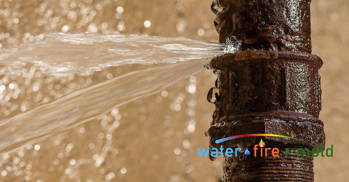 Water Mitigation in Oak Ridge, TN
