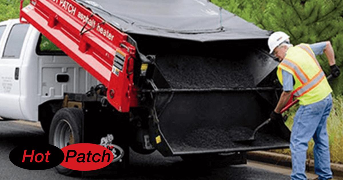 Pickup Truck Asphalt Heater Boxes for Asphalt Repair